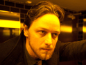 James McAvoy discusses Filth's deleted scenes and X-Men comparisons.