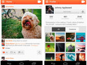 The service arrives on Android ahead of its Twitter-owned competitor Vine.