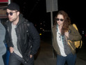 Pattinson and Stewart, the Beckhams - celebrity couples in matching outfits.