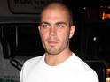 The Wanted's Max George also opens up about his relationship with Lindsay Lohan.