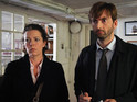 Olivia Colman jokes that she is constantly amazed by David Tennant's kindness.