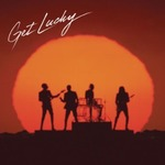 Daft Punk - 'Get Lucky' artwork