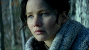 'The Hunger Games Catching Fire' teaser trailer