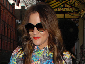 Caroline Flack, Sophia Kah womenswear launch party at The Connaught Hotel