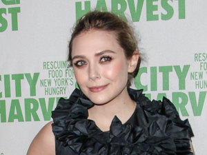 Elizabeth Olsen, Chloe dress, City Harvest honors acclaimed Chef Marc Murphy at Cipriani's