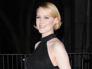 Evan Rachel Wood, 2013 Tribeca Film Festival, Vanity Fair party, pregnant