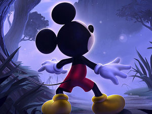 'Castle of Illusion' cover for the remake due on Xbox Live, PSN and PC in Summer