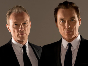 Martin Kemp and Gary Kemp host 'Gangs of Britain'.