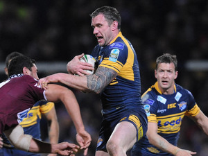 Rugby League: Leeds Rhinos v Manly Sea Eagles