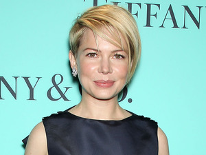 Michelle Williams, Tiffany and Co. Blue Book Ball, New York