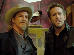 Jeff Bridges and Ryan Reynolds in &#39;R.I.P.D&#39; trailer