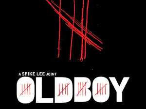Spike Lee's 'Oldboy' poster