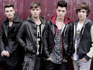 Behind the scenes images from Union J's upcoming video 'Carry You'