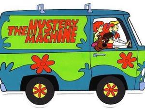 Scooby Doo Bus