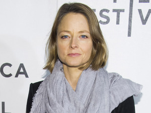 "Jodie Foster attends the premiere of ""Sunlight Jr."" during the 2013 Tribeca Film Festival"