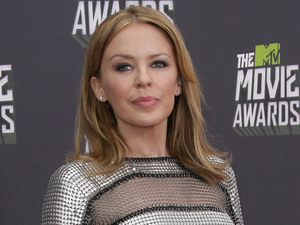 MTV Movie Awards 2013 red carpet: Kylie Minogue