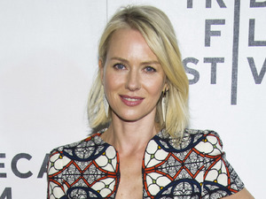 "Naomi Watts attends the premiere of ""Sunlight Jr."" during the 2013 Tribeca Film Festival."