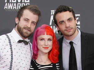 MTV Movie Awards 2013 red carpet: Paramore