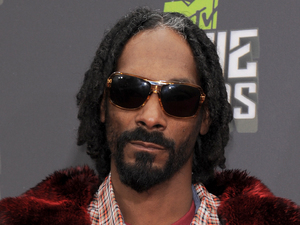 MTV Movie Awards 2013 red carpet: Snoop Lion (Snoop Dogg)