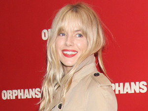 Sienna Miller, Orphans, Broadway, Tom Sturridge 
