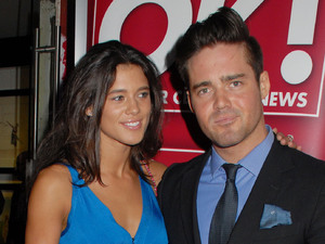 Spencer Matthews, OK! magazine party, Made in Chelsea, Verity Chapman