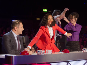 Britain's Got Talent episode two: The girl judges go against the boys