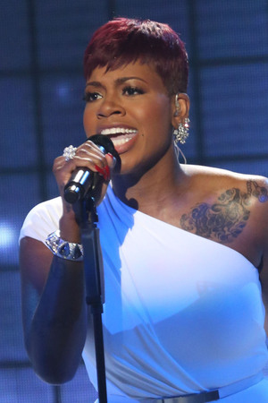 'American Idol' Top 5 results show: Fantasia Barrino