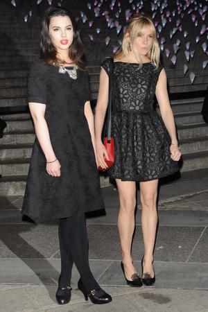 Sienna Miller, Matilda Sturridge, 2013 Tribeca Film Festival