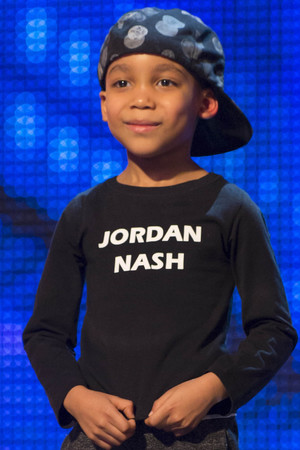 Britain's Got Talent episode two: Jordan Nash
