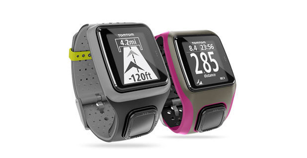 The TomTom Runner and TomTom Multi-Sport watches
