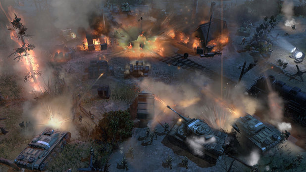 Company of Heroes 2 - Theatre of War DLC