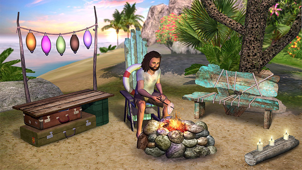 'The Sims 3' Island Paradise screenshot