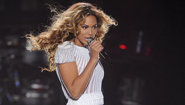 Beyonce's 'Mrs Carter Show World Tour' concert