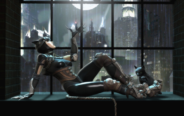Injustice: Gods Among Us Catwoman
