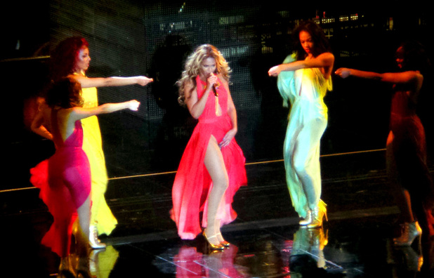 Beyonce's 'Mrs Carter Show World Tour' concert in Serbia