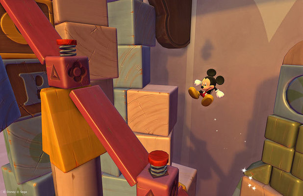 'Castle of Illusion' remake for Xbox Live, PSN and PC