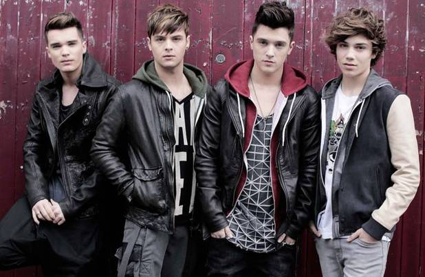 Union J: 'Carry You' behind the scenes pictures