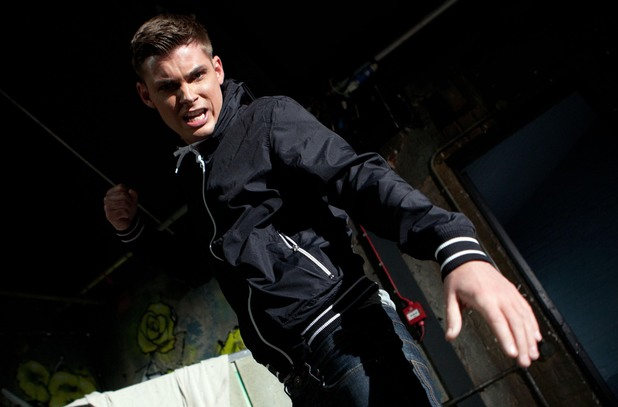 Ste is uncontrollable.