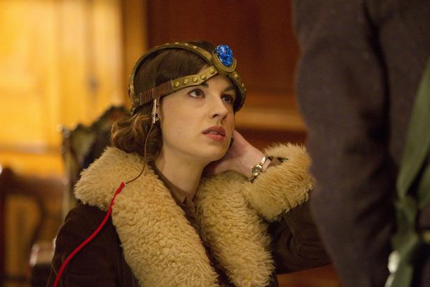 Emma Grayling (Jessica Raine)