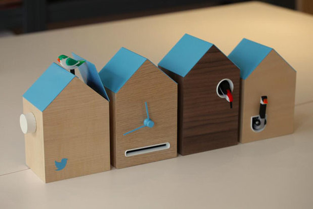 Twitter's #Flock cuckoo clock