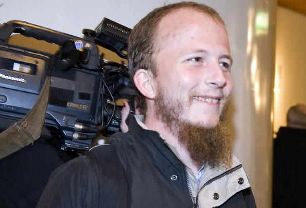 Pirate Bay founder Gottfrid Svartholm Warg