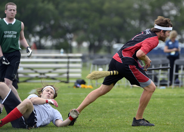Quidditch World Cup 2013 in Kissimmee, Florida