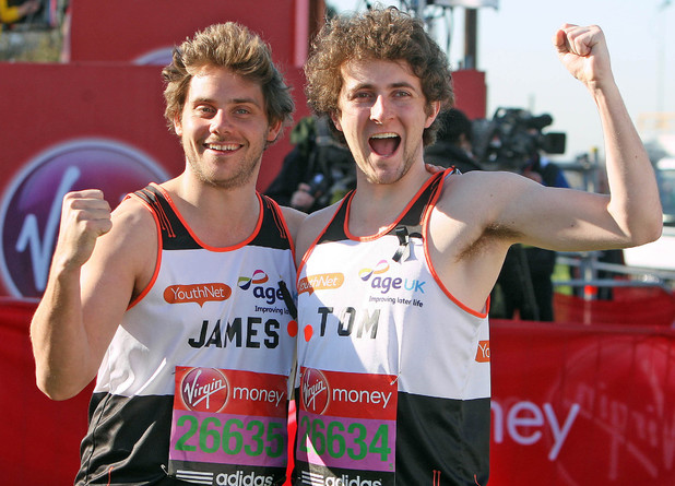 James Atherton and Tom Scurr