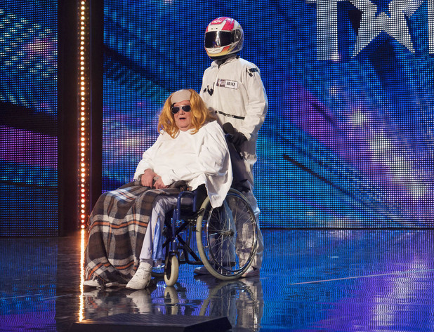 Britain's Got Talent episode two: Sham