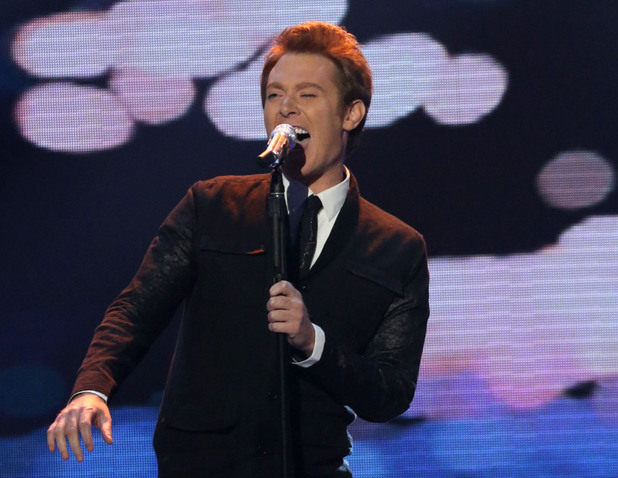 'American Idol' Top 5 results show: Clay Aiken
