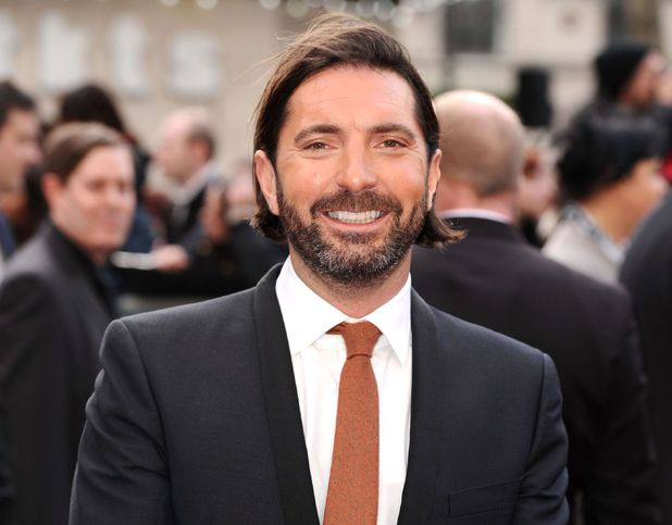Drew Pearce arriving at the 'Iron Man 3' UK premiere in London