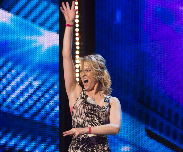 Britain's Got Talent episode two: Cara