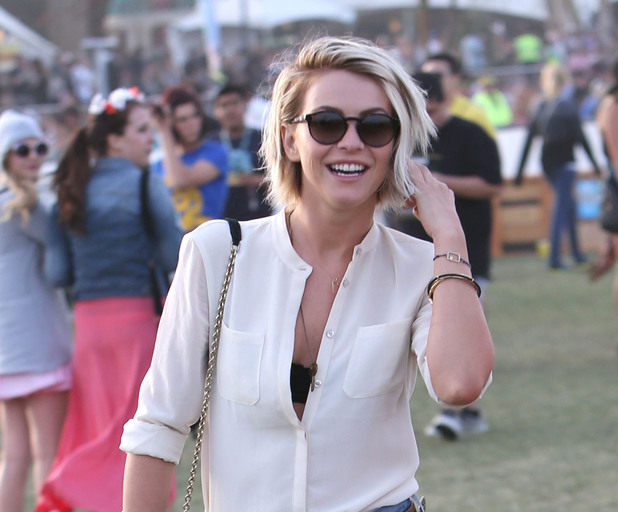 Julianne Hough, Coachella 2013