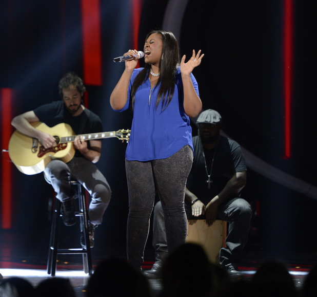 'American Idol' Top 5 performances: Candice Glover