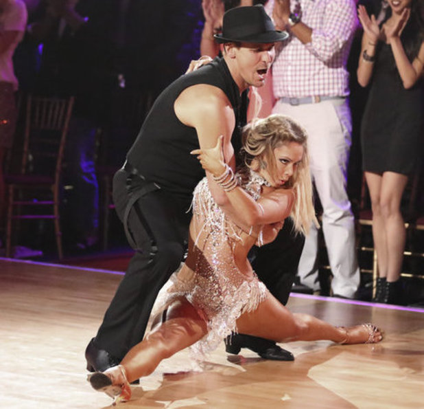 Dancing with the Stars - week 5: Ingo Rademacher & Kym Johnson